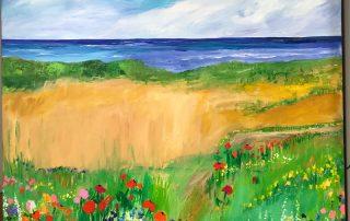 Høstlandskab